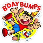 Birthday WA-Sticker App icon
