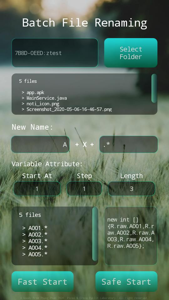 Batch File Rename For Android Apk Download