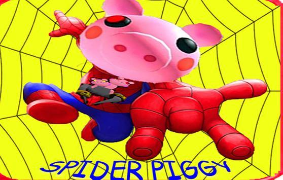 Piggy Spider Rbx Escape Mod poster