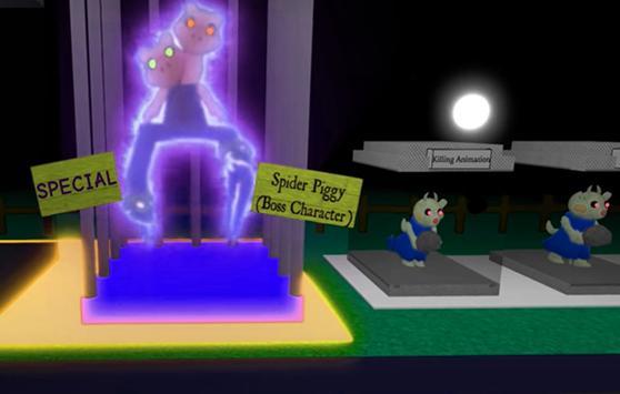 Piggy Spider Rbx Escape Mod screenshot 11