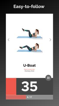 30 Day Pilates Challenge تصوير الشاشة 2