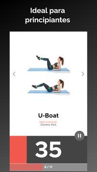 Pilates en tu casa: Ejercicios para principiantes captura de pantalla 2
