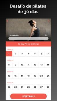 Pilates en tu casa: Ejercicios para principiantes captura de pantalla 4