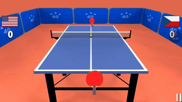Ping Pong 3D screenshot 1