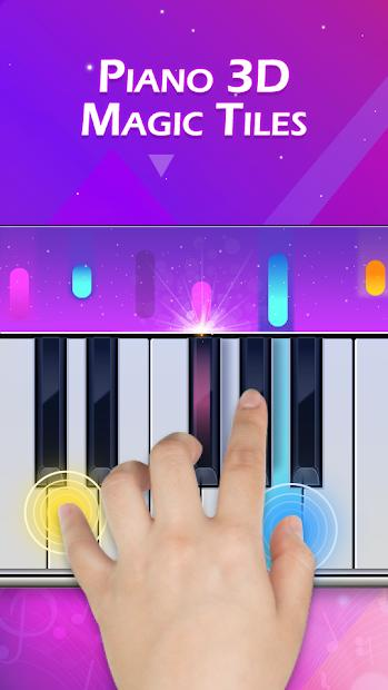 Roblox Canon In D Piano The Whole Song Is Actually Like This - Music Game Magic Piano Tiles Anime K Pop Tiles For Android