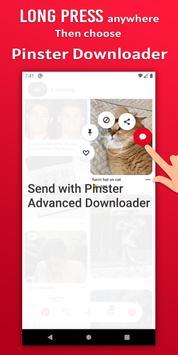 Video Downloader for Pinterest - GIF & Story saver screenshot 16