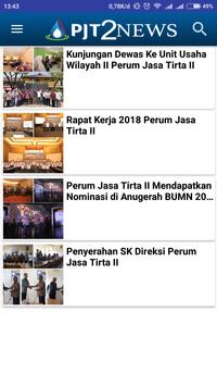 PJT2NEWS screenshot 2