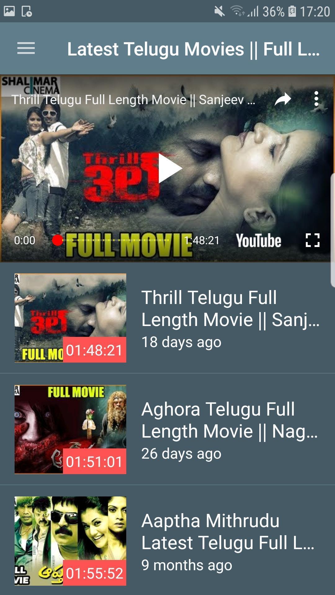 l telugu full movie download
