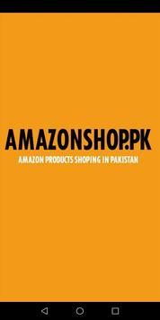 Amazonshop.pk Amazon Pakistan poster
