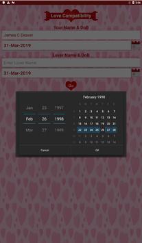Love Test Pro screenshot 1