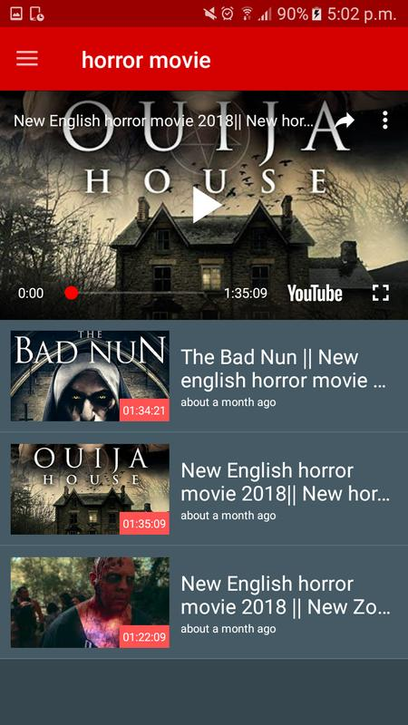 english horror movies download site