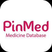 Pinmed - Free Medicine Database icon