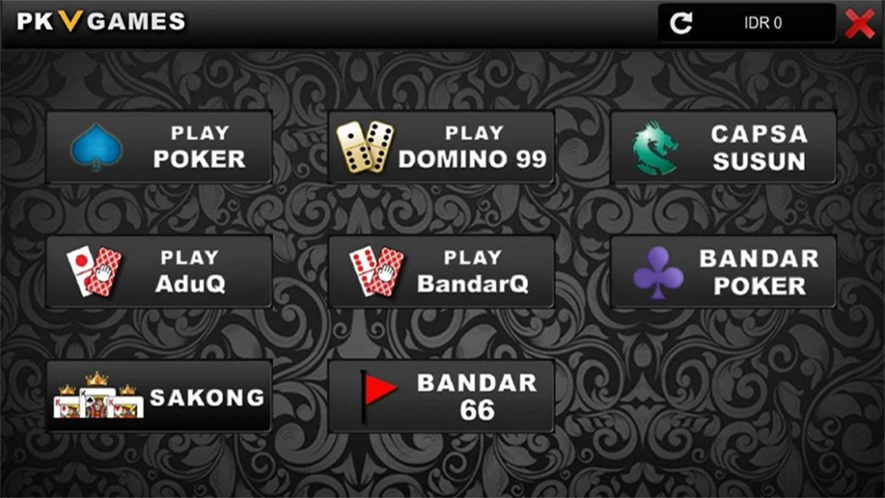PKV Games - DominoQQ BandarQQ itu ko for Android - APK Download