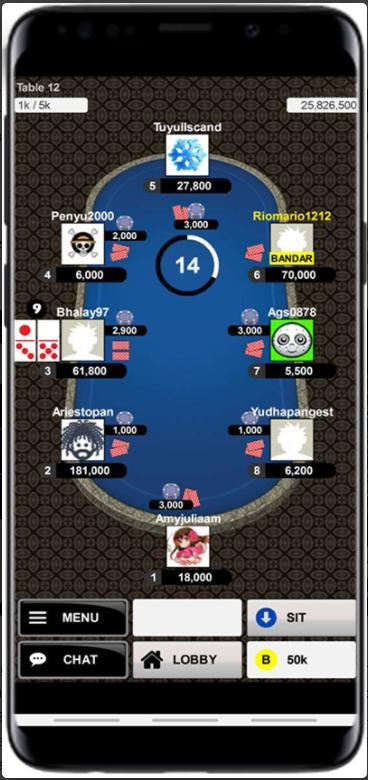 Apk Pkv Games Bandar Domino Qq For Android Apk Download