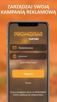 Promobar Partner poster