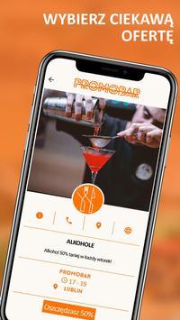 Promobar screenshot 1