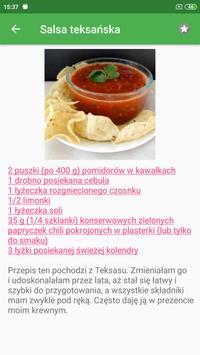 Dipy z blendera przepisy kulinarne po polsku screenshot 1