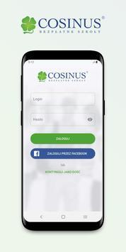 Szkoły COSINUS poster