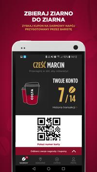 Costa Coffee Club screenshot 1