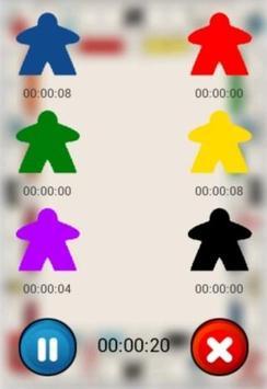 Board Game Stopwatch screenshot 1