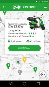GoScooter screenshot 1