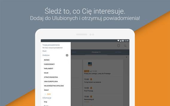 Polsat News screenshot 9