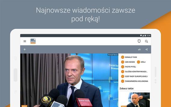 Polsat News screenshot 11