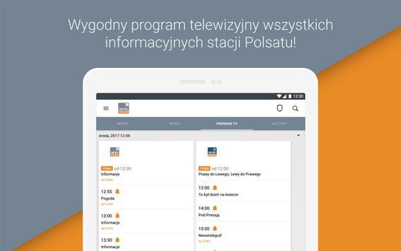 Polsat News screenshot 12