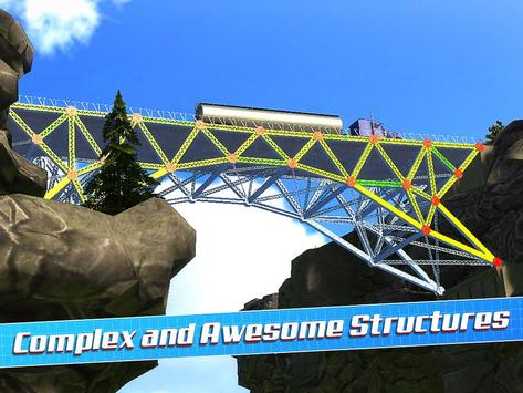 Bridge Construction Simulator स्क्रीनशॉट 10