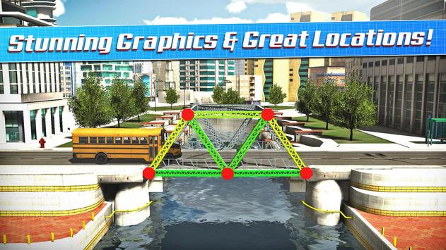 Bridge Construction Simulator स्क्रीनशॉट 13