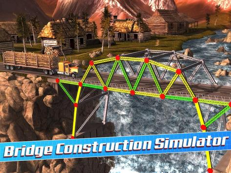 Bridge Construction Simulator स्क्रीनशॉट 7