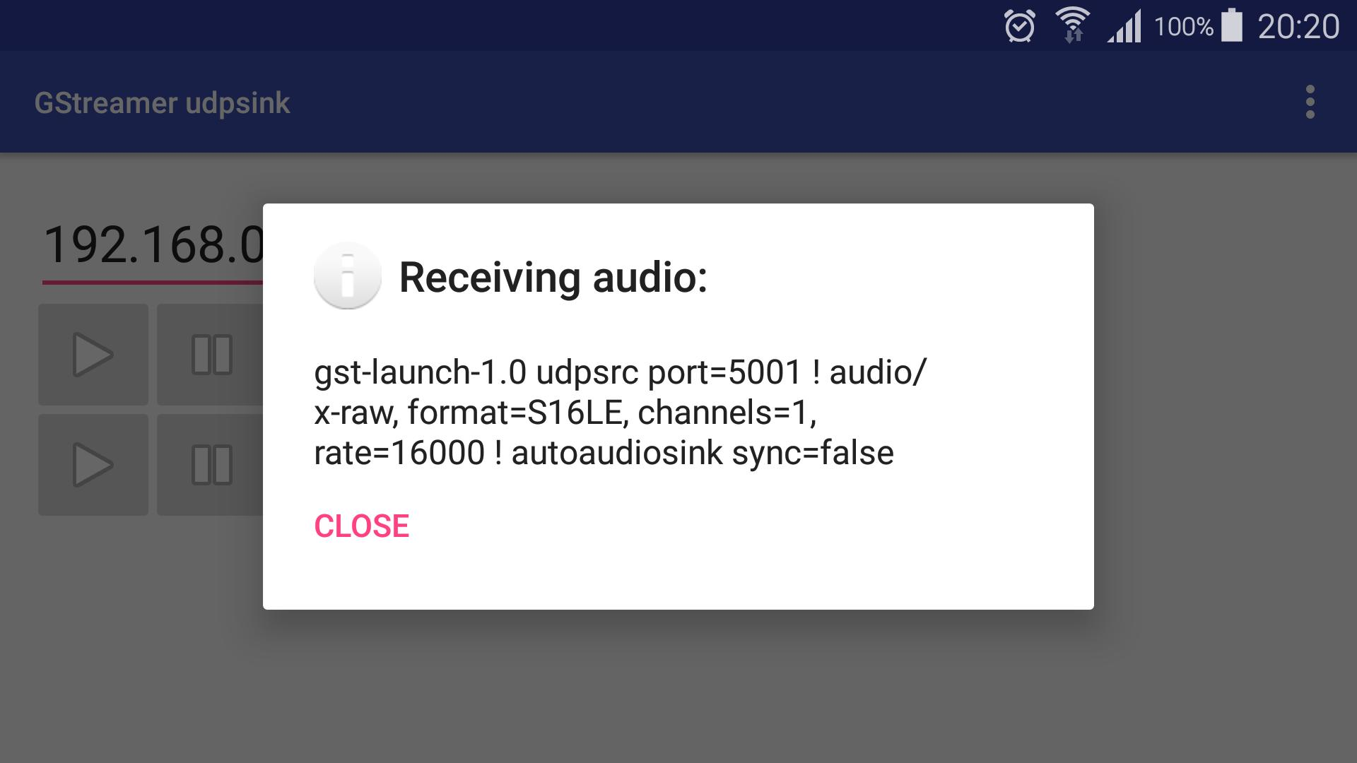 GStreamer Webcam for Android - APK Download