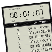 Simple Stopwatch & Timer icon