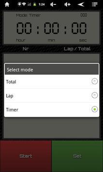 Simple Stopwatch & Timer screenshot 1