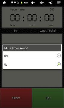 Simple Stopwatch & Timer screenshot 2