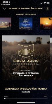 BIBLIA AUDIO superprodukcja poster