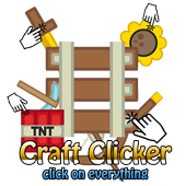 Craft Clicker Upgrades Achievements and more! icon