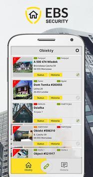 EBS Security ảnh chụp màn hình 1