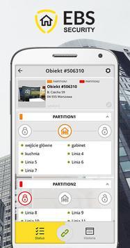 EBS Security ảnh chụp màn hình 2