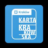 Karta Krakowska ikon