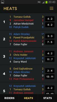 Speedway Programme screenshot 3