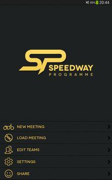 Speedway Programme screenshot 6