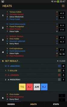 Speedway Programme screenshot 9