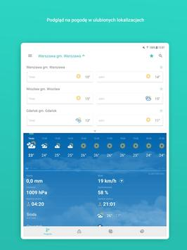 Meteo IMGW Prognoza dla Polski screenshot 10