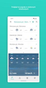 Meteo IMGW Prognoza dla Polski screenshot 2