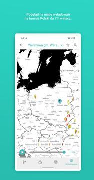 Meteo IMGW Prognoza dla Polski screenshot 5
