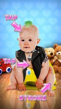 Talking Baby-poster