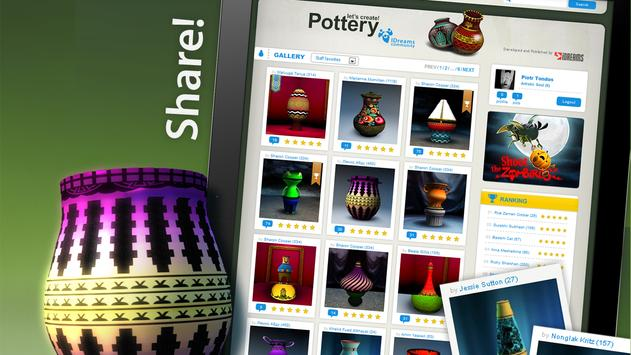 Let's Create! Pottery Lite screenshot 12