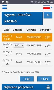 Bilety Krajowe screenshot 2