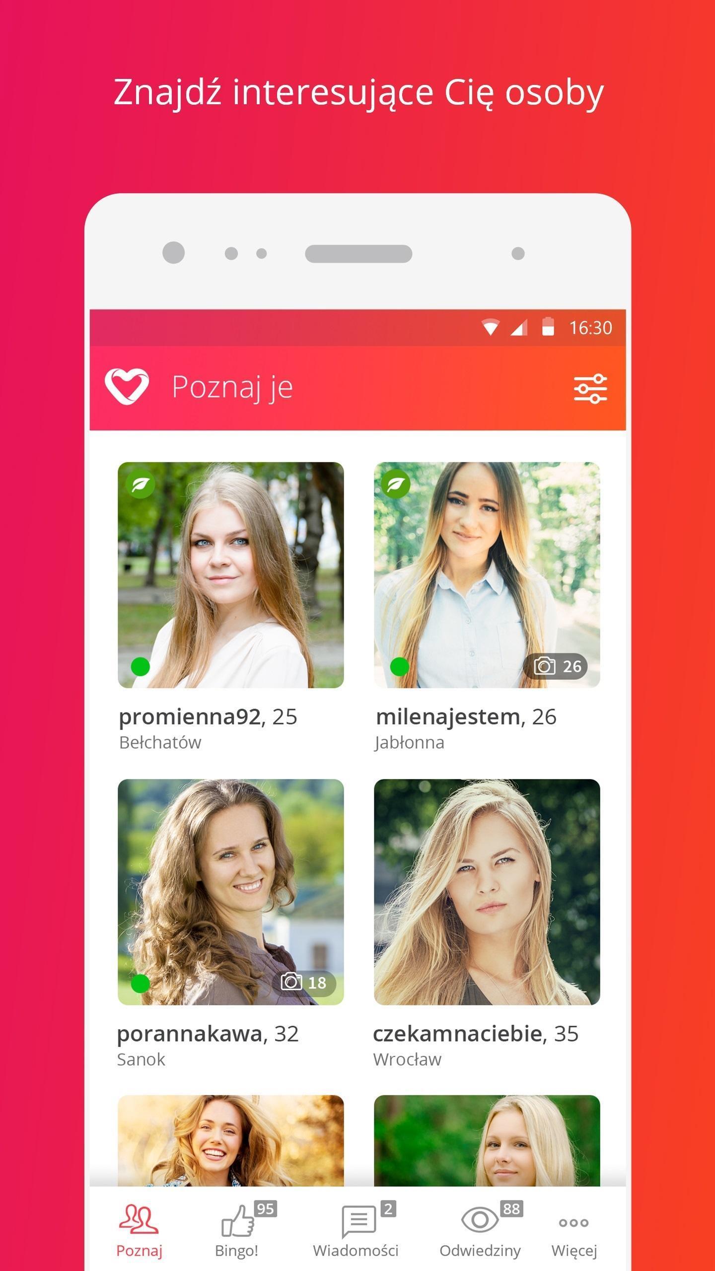 portal randkowy android